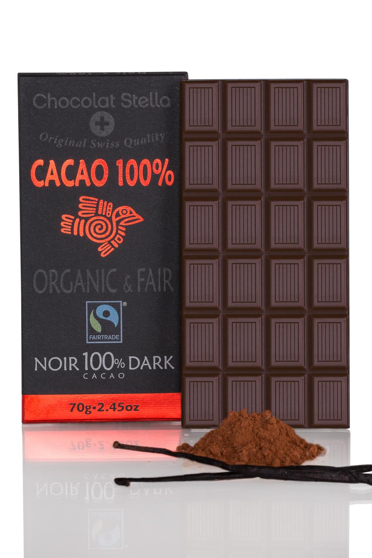 Chocolat Stella 100%