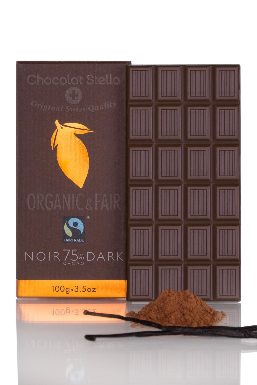 Chocolat Stella 75%