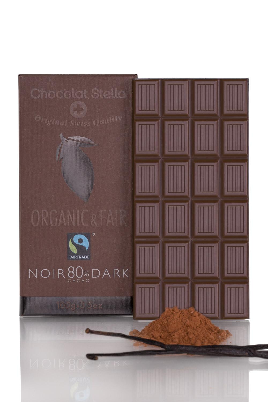 Chocolat Stella 80%
