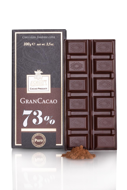 Slitti Gran Cacao 73%
