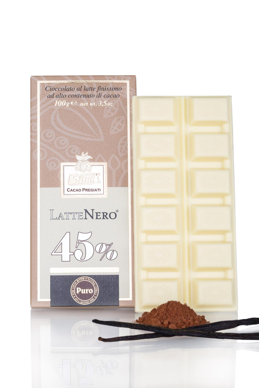 Slitti Latte Nero 45%