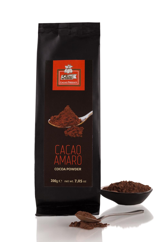 Slitti Amaro Kakaopulver